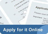 Apply for It Online
