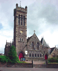 Alloa West Church