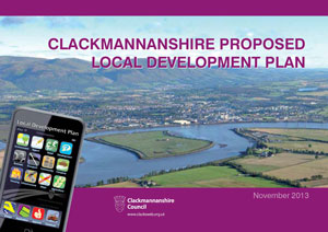 Local Development Plan front cover