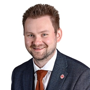 Councillor Les Sharp