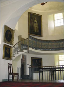 Alloa Tower Interior