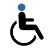 Blue Badge Icon