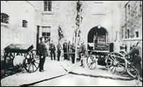 Alloa Fire Brigade, 1888