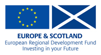 Europe & Scotland Development Fund logo
