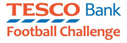 Tesco Bank Football Challenge logo
