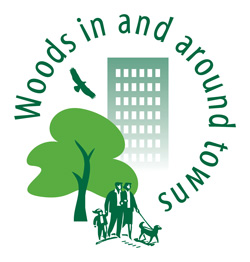 Woods In And Around Towns Project logo