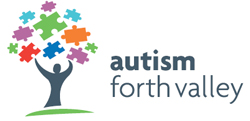 Autism Forth Valley logo