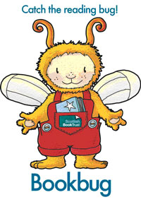 Scottish Book Trust Bookbug Logo